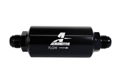 small resolution of aeromotive in line fuel 100 micron stainless steel filter male 10an