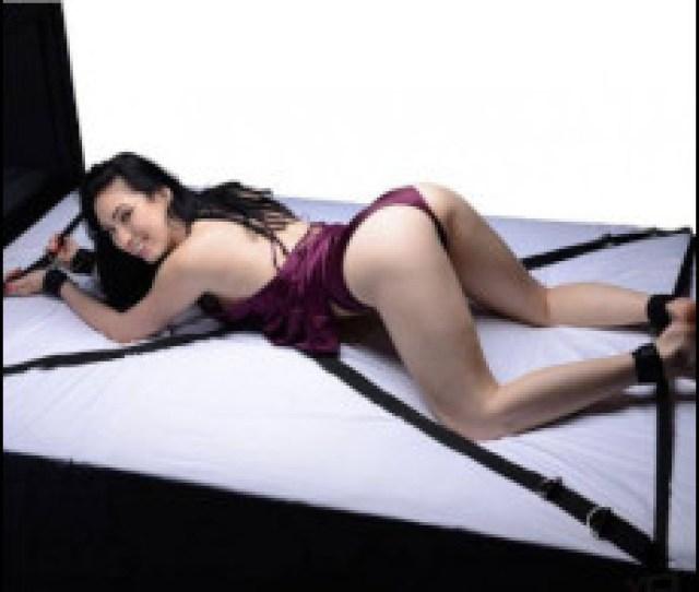 Bondage Bed Restraints