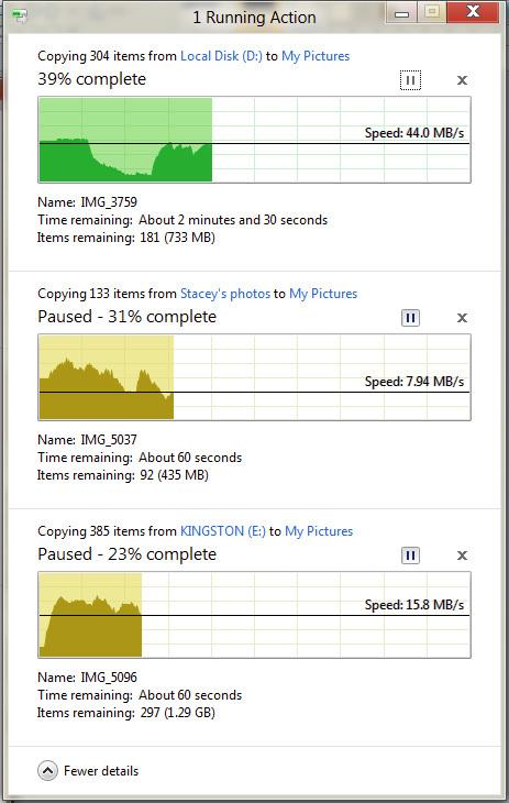 Windows 8 copy speed