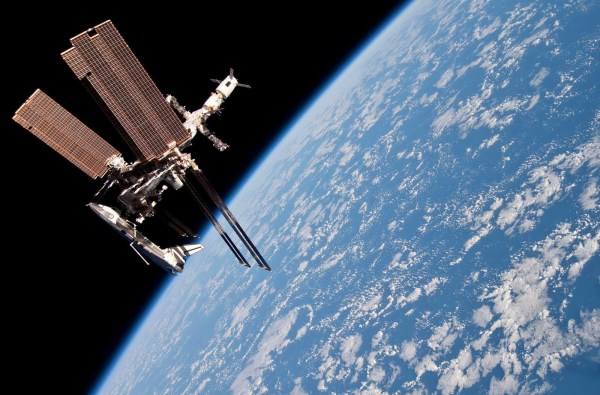 International Space Station' Cooling System Fails Crew Safe - Extremetech