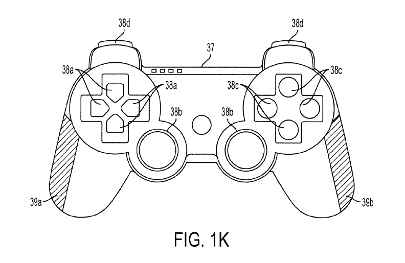Sony patents biometric PS3 controller and handheld