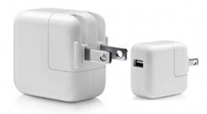 iPad USB charger