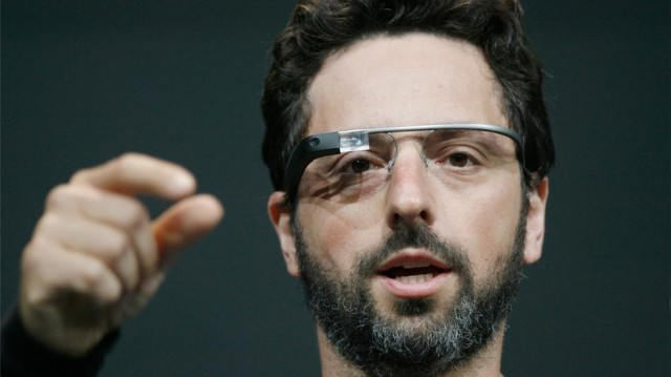 Google Glass again