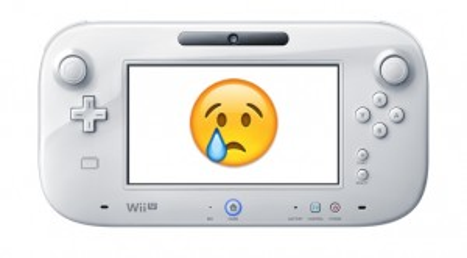 Sad Wii U
