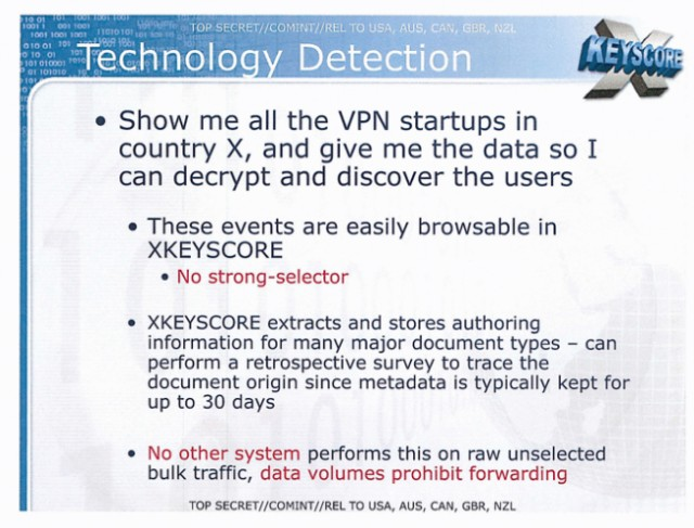 Has XKeyscore broken PGP/VPN encryption?