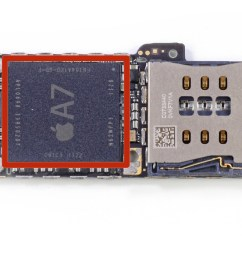 iphone 5 logic board diagram besides 5s wiring diagramsiphone 5s reverse engineered confirms a7 soc [ 1600 x 588 Pixel ]