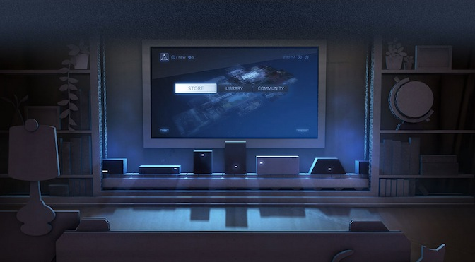 Steam Box Valve Announces It S Relaunching The Pc