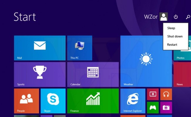 Windows 8 1 Update 1 Leaks Boots To The Desktop By