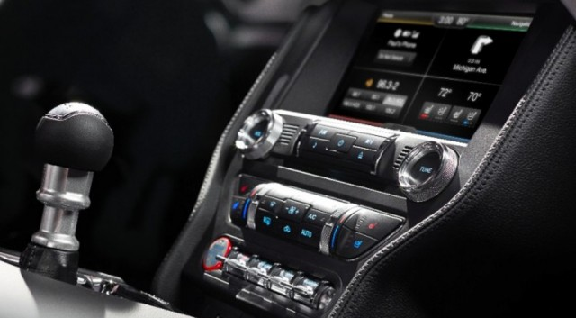 Sony Stereo Wire Diagram Ford Admits Touchscreen Defeat Puts The Buttons And Knobs