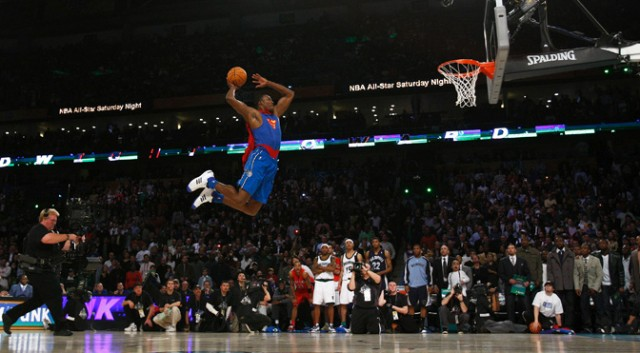 NBA All Star 2014 Dunk Contest Uses Algorithm To Make Real