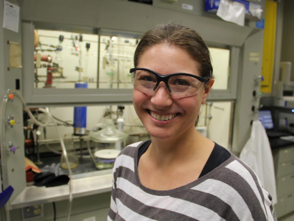 "Jeannette ""Jamie"" Garcia: One happy IBM Researcher"