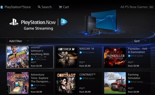 Playstation Now Public Beta Launches Today On Ps4