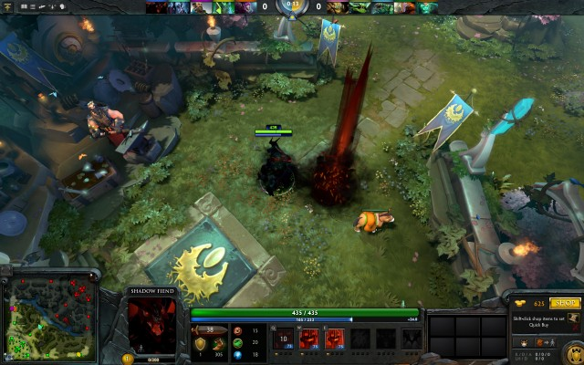 Valve Quietly Releases Source 2 Engine Source 2 Version Of Dota 2 And New Hammer Map Editor