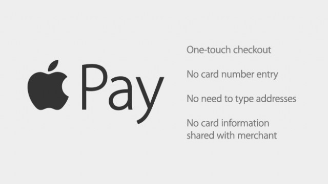 Apple unveils Apple Pay, a digital wallet for your iPhone