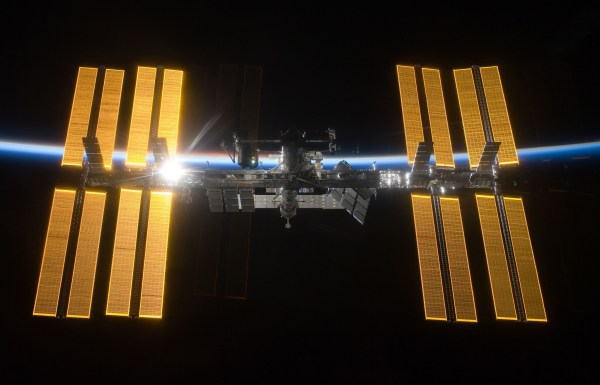 Space Station -day Delivery Service - Extremetech