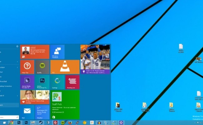 Windows 10 Technical Preview Hands On Extremetech