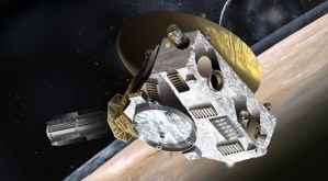 New Horizons reaches a milestone from outer space, Snaps Photo