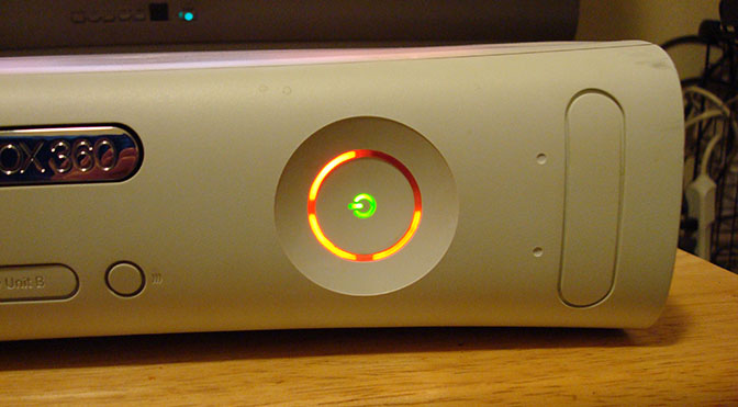 Gamestop Resold Temporarily Repaired Red Ring Of