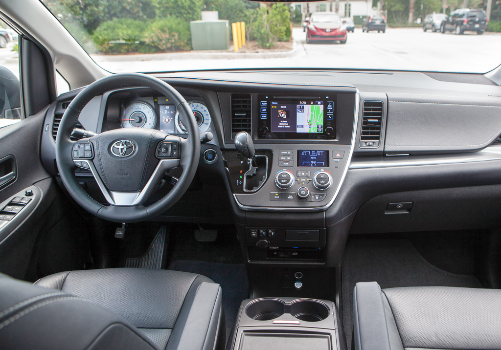 is the new camry all wheel drive grand avanza veloz 1.5 putih 2015 toyota sienna review your best choice in an 20141014 preview 1358