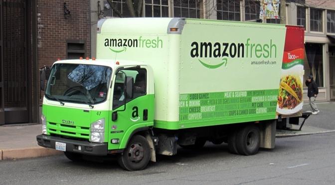 What Fresh Address Amazon