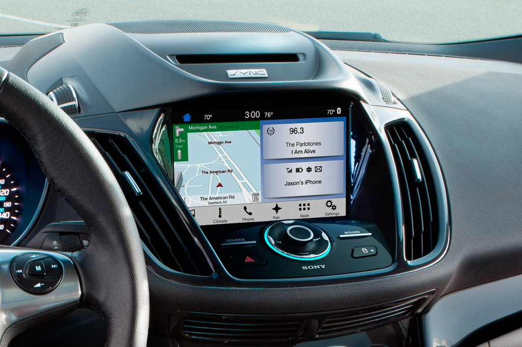 ford focus cd player wiring diagram where are your appendix located sync 3: better and faster, if not a standout - extremetech