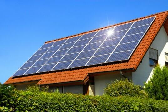Rooftop solar.