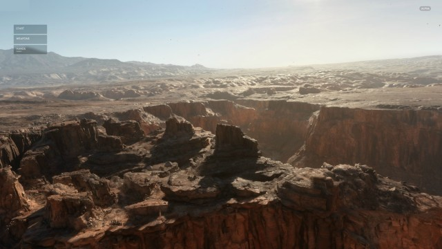 Tatooine is used in single-player missions.