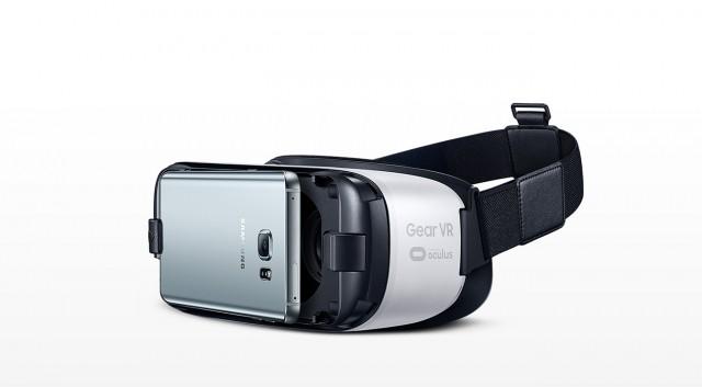 Samsung Gear VR product shot