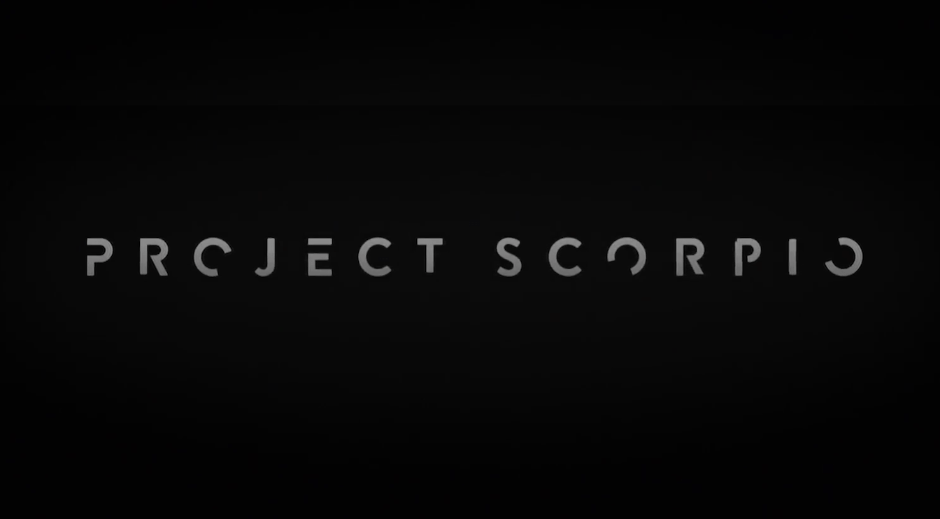 E3 2016 Microsofts Project Scorpio Promises 4K Gaming
