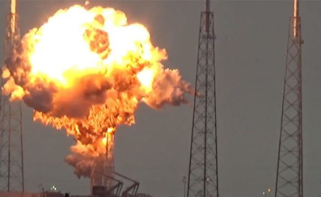 Nasa Advisory Committee Raises Concerns About Spacex S