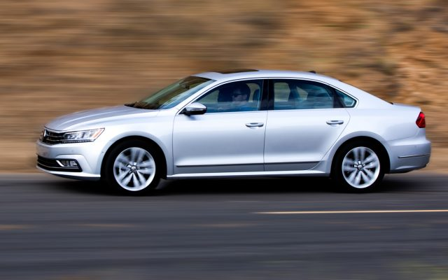 2016 VW Passatt
