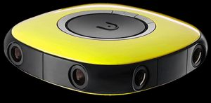 Vuze is breaking the 1K barrier for VR capture with a $800 8-camera unit