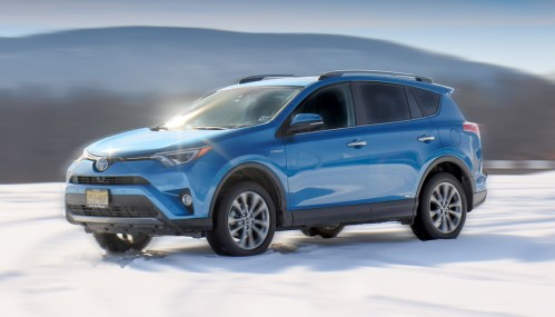 small resolution of 2018 toyota rav4 hybrid review solid roomy performer gets 30 mpg