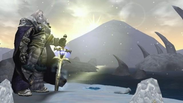 Warcraft III Undead Campaign