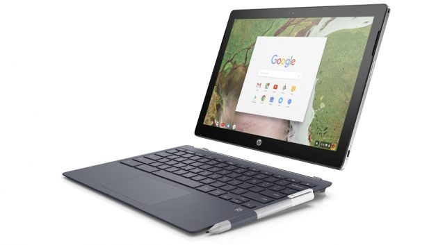 The HP Chromebook X2 Is the First Chrome OS Convertible Laptop 1
