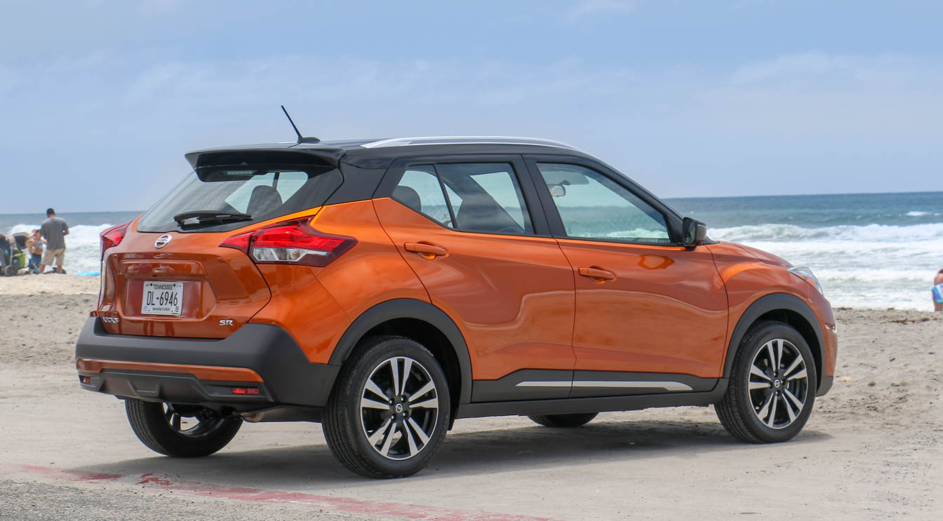 hight resolution of 2018 nissan kicks car review affordable subcompact suv for 4 adults