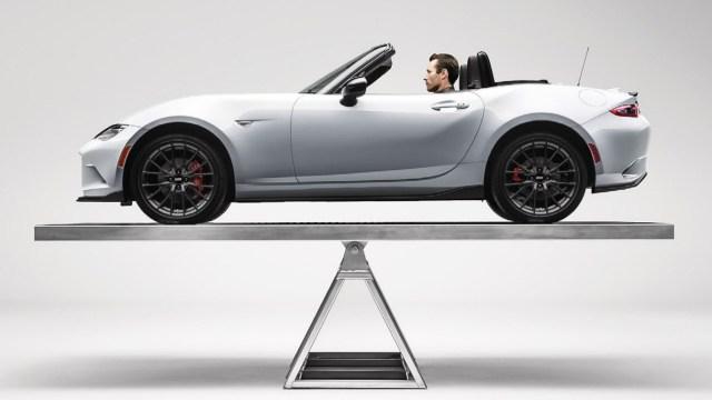 2019 Mazda MX-5 Miata Review: Fabulous Sports Car, Just Enough Technology 5