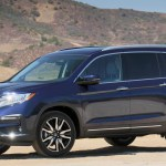 2019 Honda Pilot Review Best Standard Safety Tech Tows 5 000 Pounds Extremetech