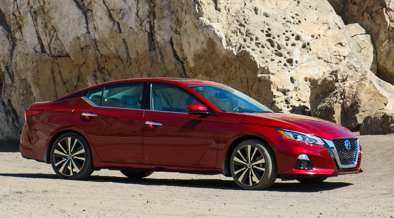 hight resolution of 2019 nissan altima review all wheel drive propilot assist revive a sedan