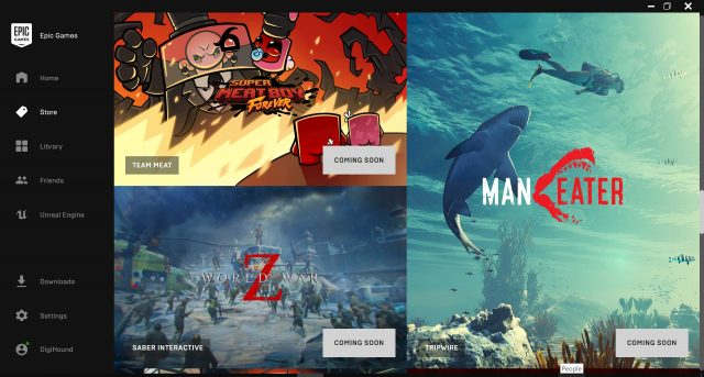 Epic Is Already Announcing Exclusives for Its Game Store ...
