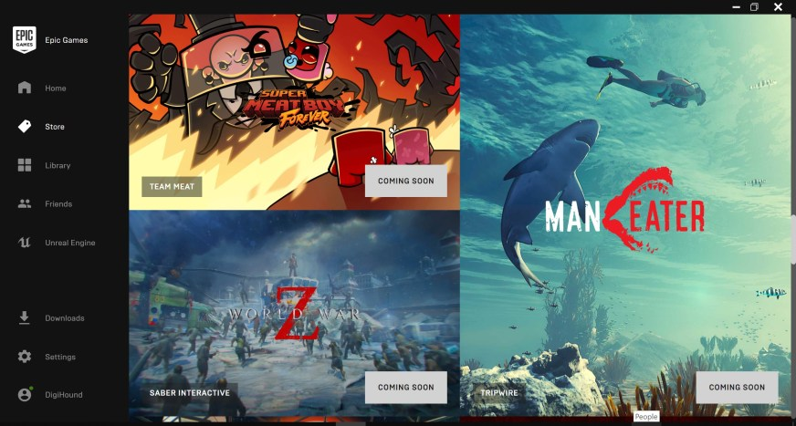 Epic Launches New PC Games Store With Handful of Titles ...