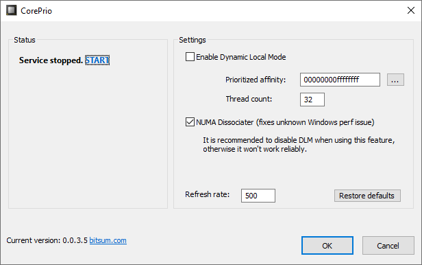 "coreprio_ui ""width ="" 616 ""height ="" 386 ""srcset ="" https://i0.wp.com/www.extremetech.com/wp-content/uploads/2019/01/coreprio_ui-1.png?w=1160&ssl=1 616w, https: //www.extremetech. com / wp-content / uploads / 2019/01 / coreprio_ui-1-300x188.png 300w ""sizes ="" (max-width: 616px) 100vw, 616px ""/></p data-recalc-dims="