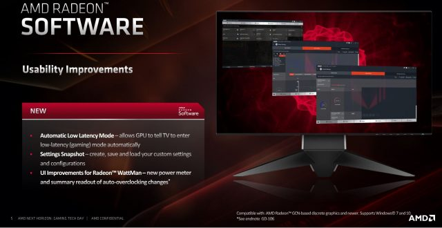 Beyond Hardware: AMD's Planned Software Improvements For Navi, GCN 2