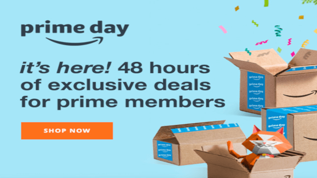 Amazon Prime Day Deals: Save Big On Smart Home, Electronics, SSDs, Computers, and More 1