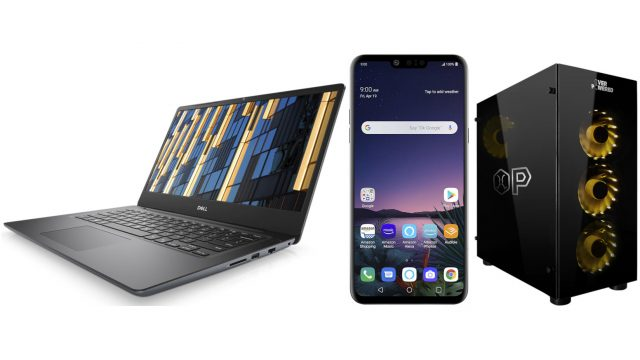 ET Deals: LG G8 ThinQ $499, Overpowered Core i7 Gaming Desktop $699, Dell Vostro Quad-Core IPS Laptop $599 1