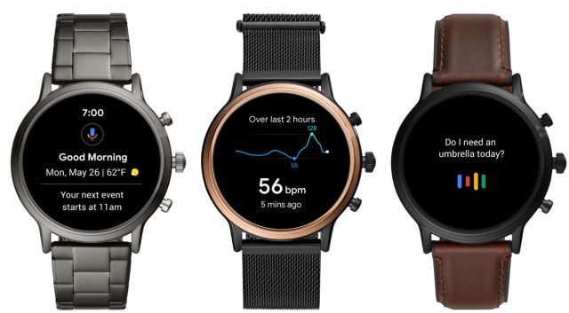 Fossil Releases Gen 5 Smartwatches, Keeps Wear OS on Life Support 1