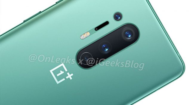 OnePlus 8 and 8 Pro Leak With Stunning Green Color, 5G Support 1