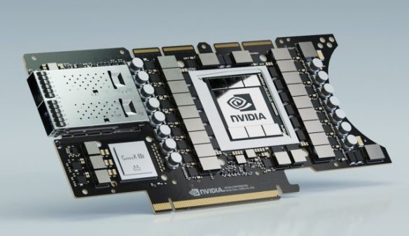 For AI on the Edge Nvidia's new EGX A100 offers massive compute along with local and network security