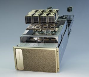 Nvidia DGX A100 Internals