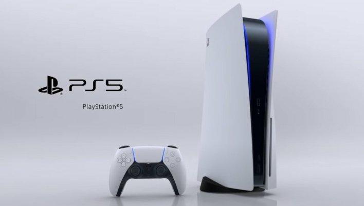 Sony Reveals PlayStation 5's Bizarre Final Design - ExtremeTech